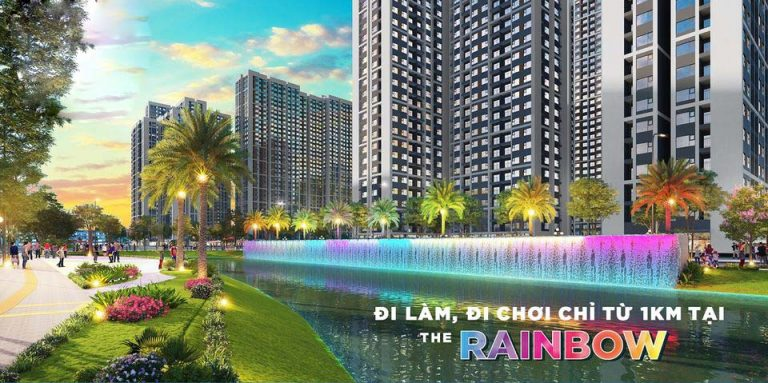 Phân khu Rainbow Vinhomes Grand Park