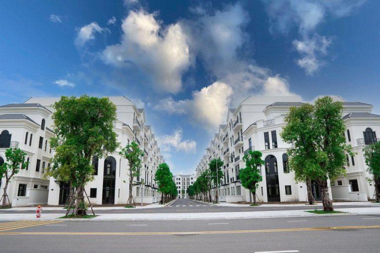 Nhà phố biệt thự Vinhomes Grand Park