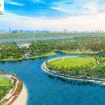 Công viên Vinhomes Grand Park rộng 36ha