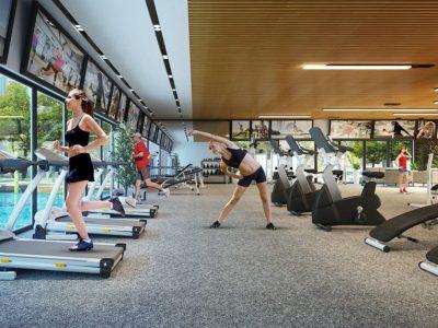 Phòng Gym Vinhomes Grand Park